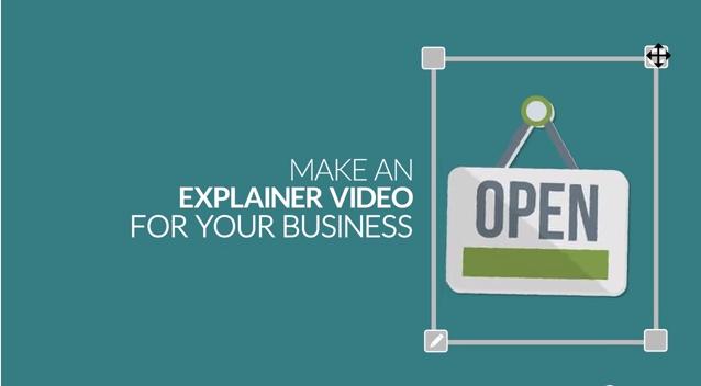 Animated Marketing Video