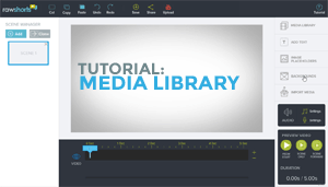 Adding assets from the Media Library Tutorial