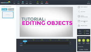 Editing an Object tutorial