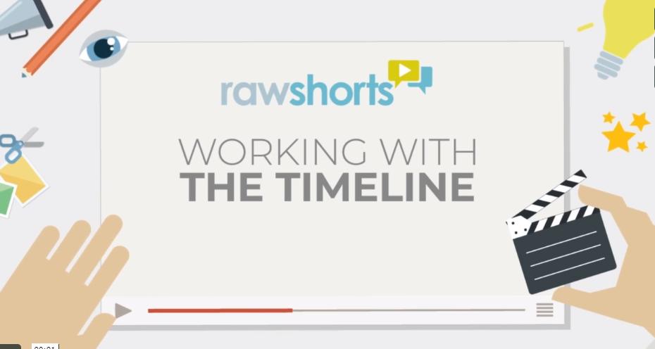 Timeline Pt. 1 – Overview tutorial