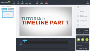 Timeline Pt. 1 – Overview tutorial