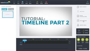 Timeline Pt. 2 – Adjusting scene length tutorial