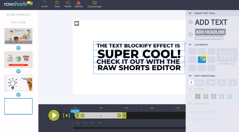 New Feature: Blockify Text (with Video Tutorial)