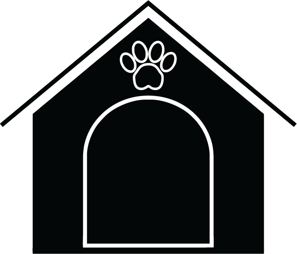 Dog House - Free Icons: Easy to Download and Use