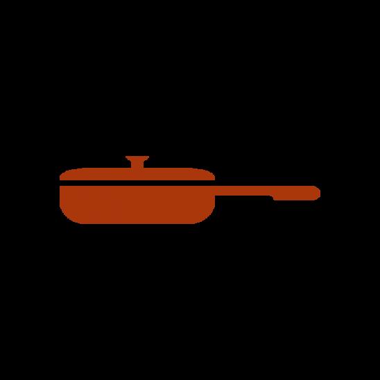 Black Pan Icon