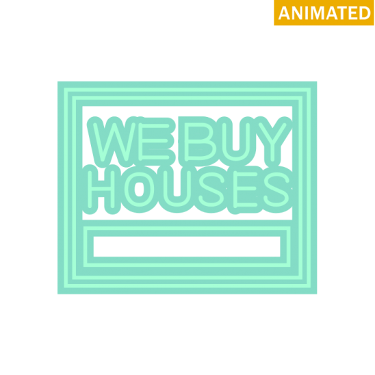 We Buy Houses Icon