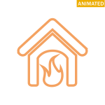 Has Fireplace Icon